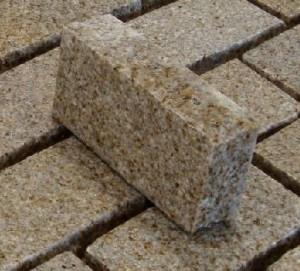Rustic Yellow Granite Adan